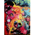 Kit pictura pe numere cu animale, DZ1505