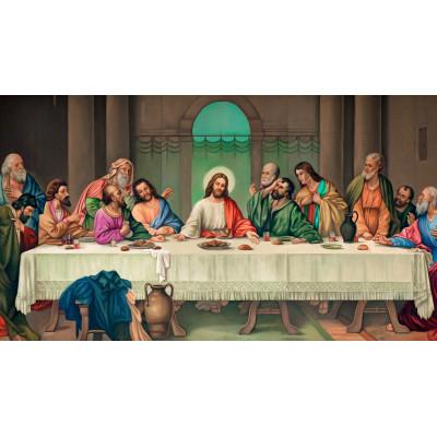 Kit pictura pe numere cu religioase, DZ4788