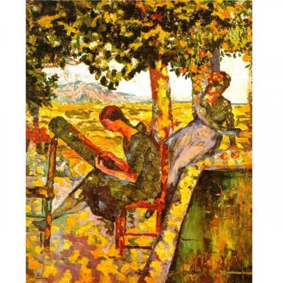 Kit pictura pe numere personalitati si picturi celebre, DTP3157