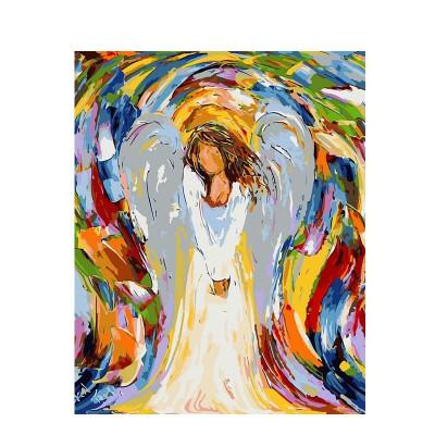 Kit pictura pe numere cu religioase, DTP3167