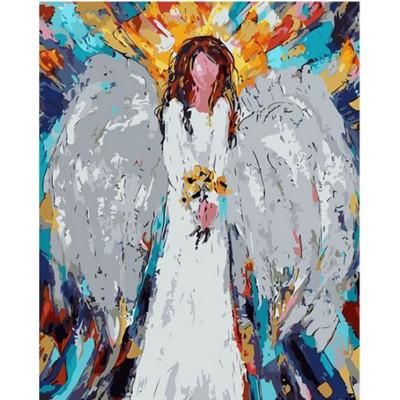 Kit pictura pe numere cu religioase, DTP3168