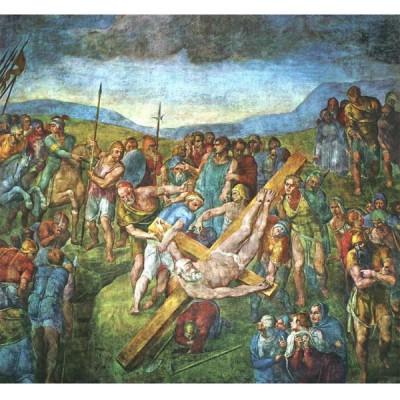 Kit pictura pe numere cu religioase, DZ2319