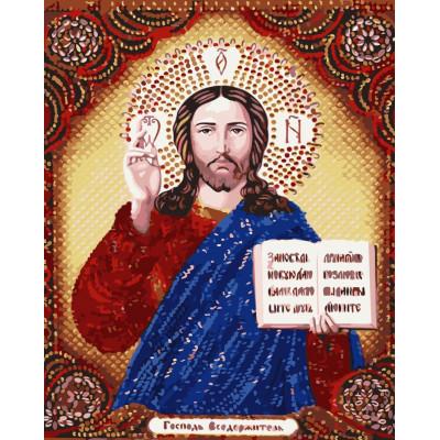 Kit pictura pe numere cu religioase, NDTP-222