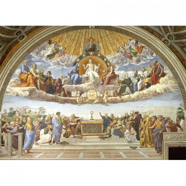 Kit pictura pe numere cu religioase, DTP2278
