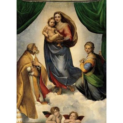 Kit pictura pe numere cu religioase, DTP2312