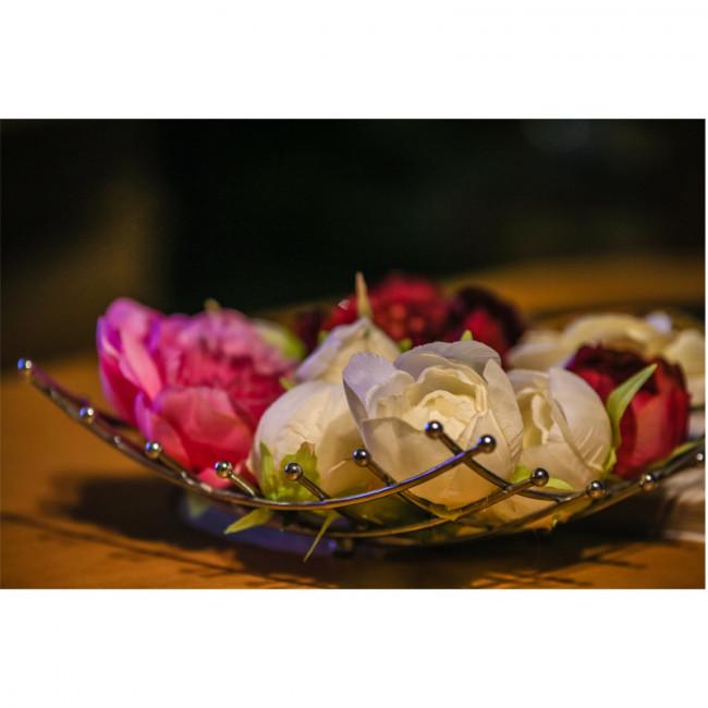 Kit pictura pe numere cu flori, Artificial flowers