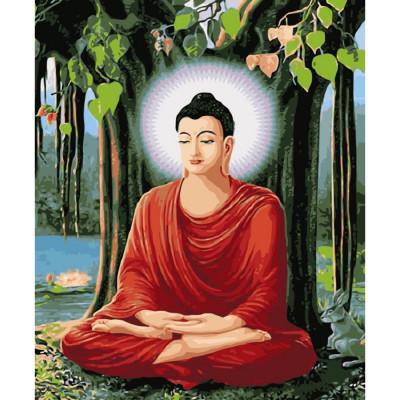 Kit pictura pe numere cu religioase, DTP1233