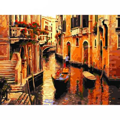 Kit pictura pe numere cu orase, Venice
