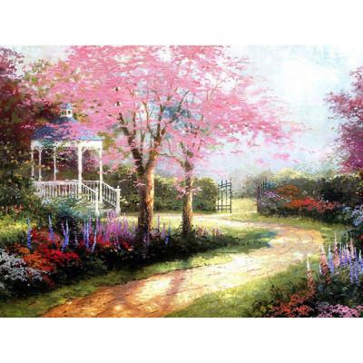 Kit pictura pe numere cu peisaje, DTP2320