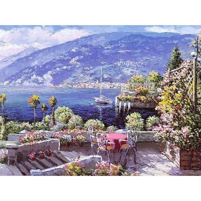 Kit pictura pe numere cu peisaje, The Place of Dreams