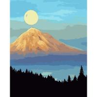 Kit pictura pe numere cu peisaje, DTP1828