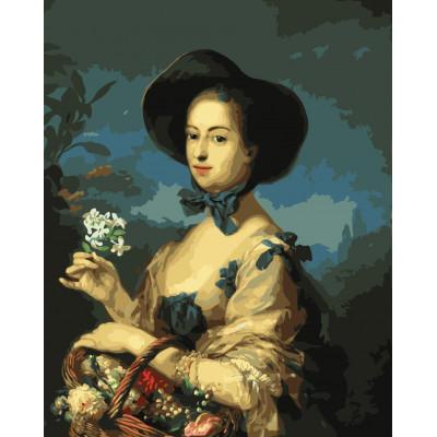 Kit pictura pe numere cu picturi si personalitati celebre, NDTP-30